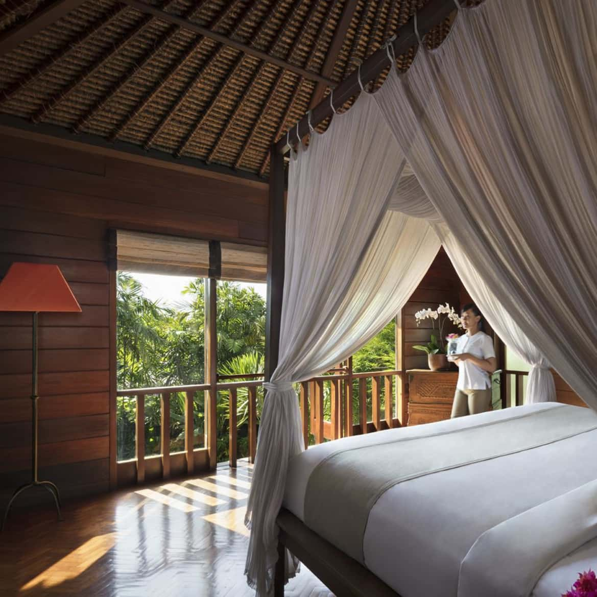 Recharge in Bali - The Pavilions Bali