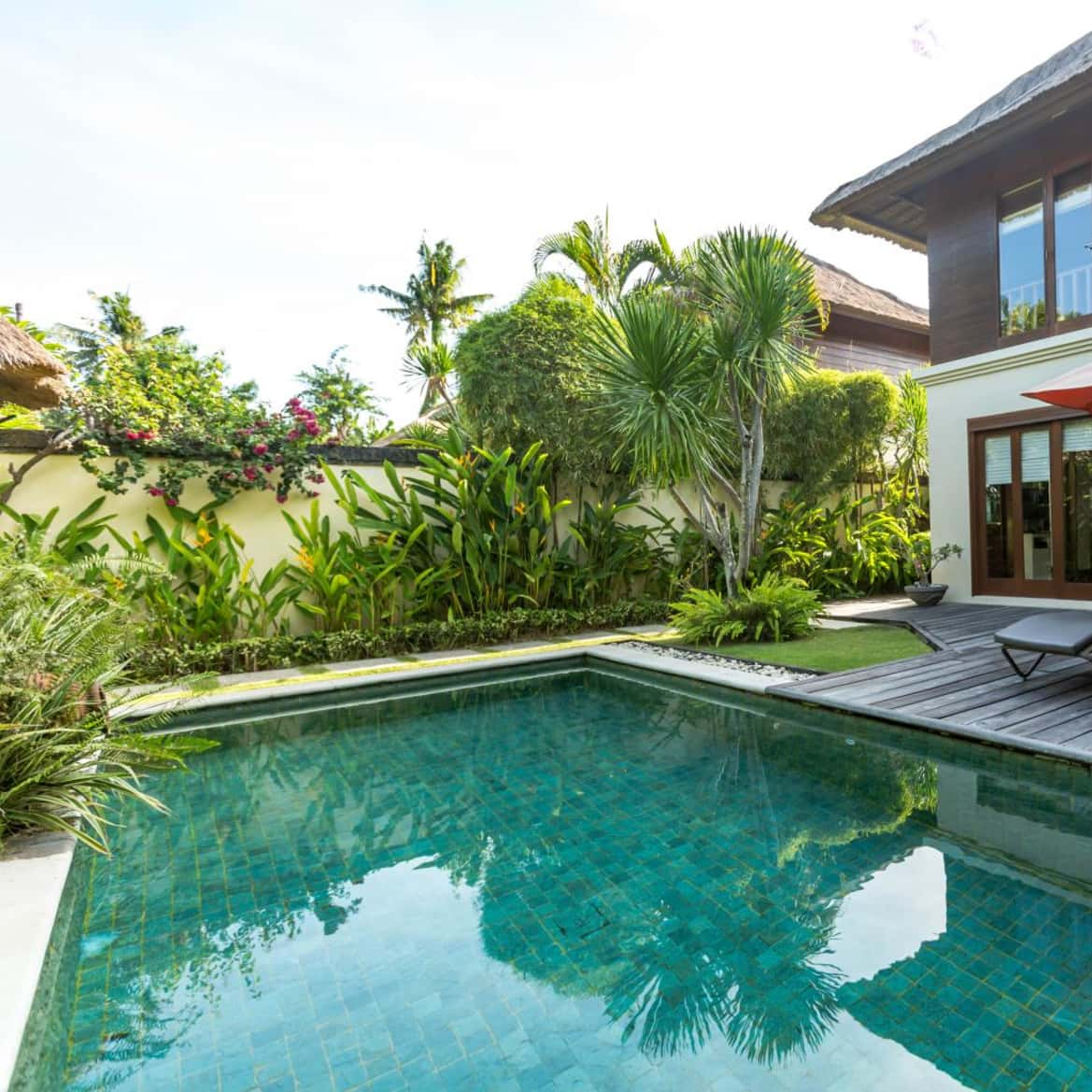 Honeymoon Pool Villa - The Pavilions Bali