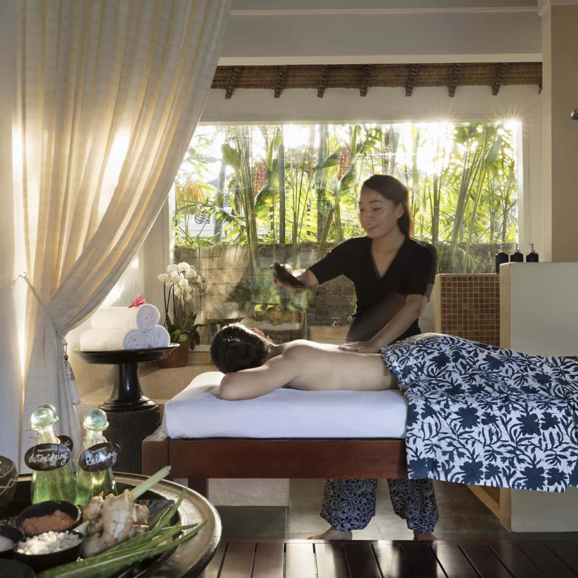 Find inner peace at The Pavilions Spa - The Pavilions Bali