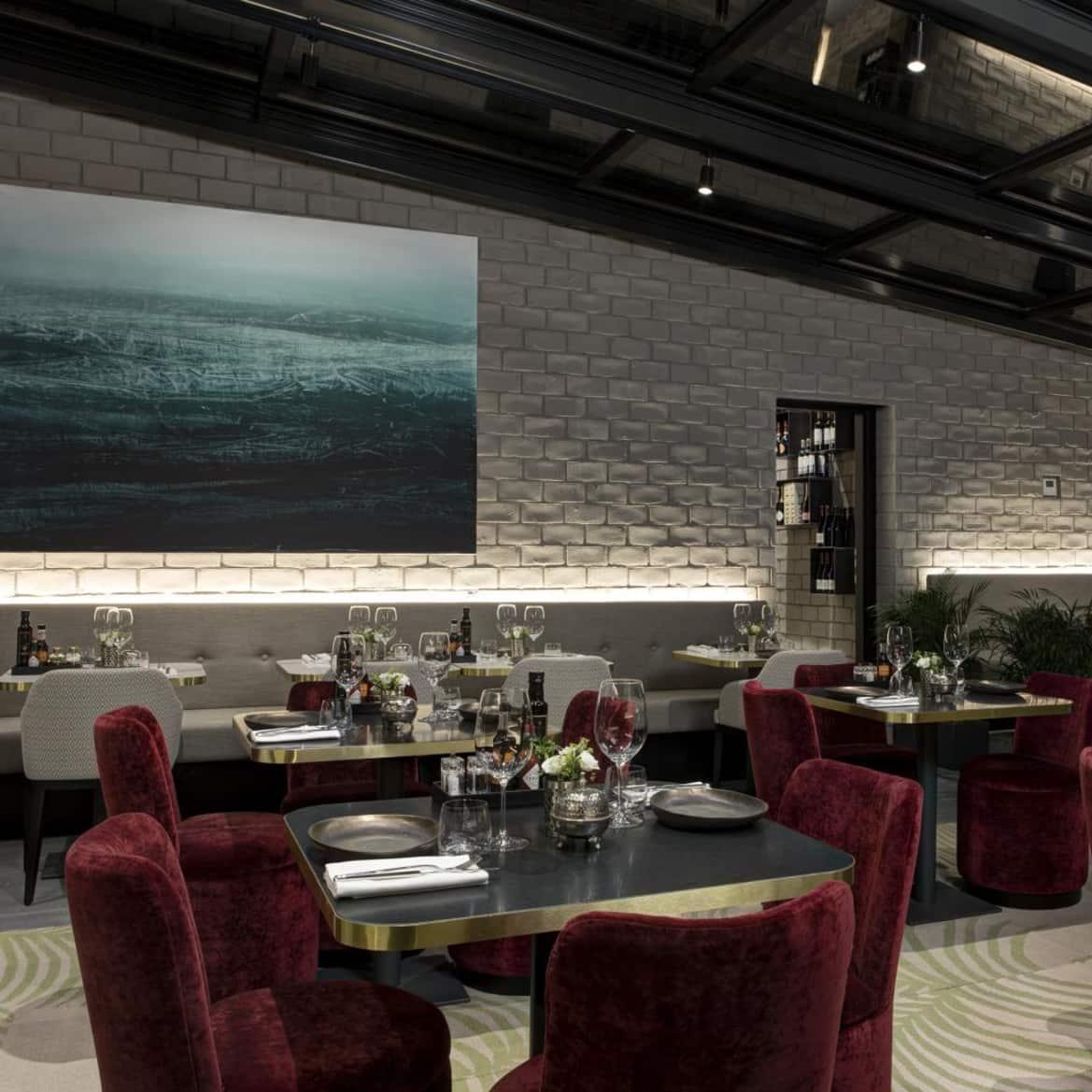 Guillermina Restaurant - The Pavilions Madrid