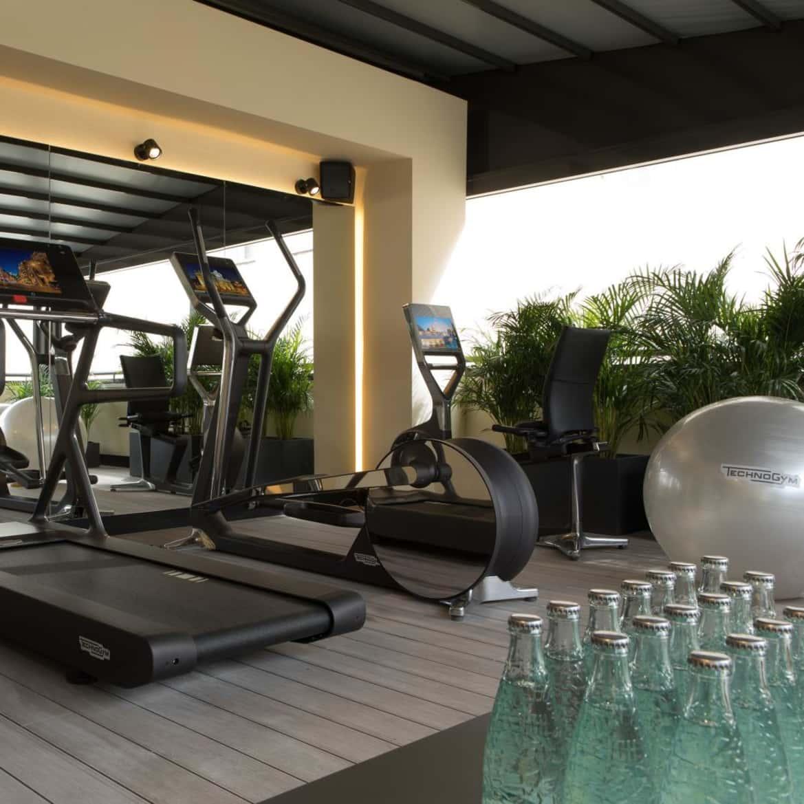 Centro de fitness - The Pavilions Madrid