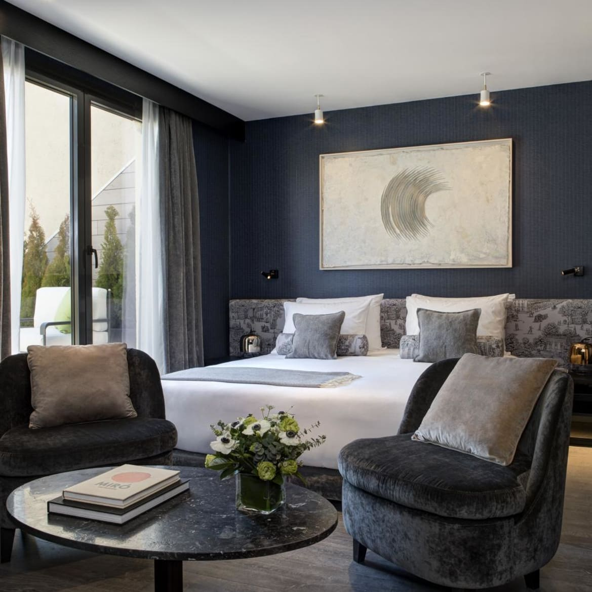 Family Suite - Bedroom Two - The Pavilions Madrid