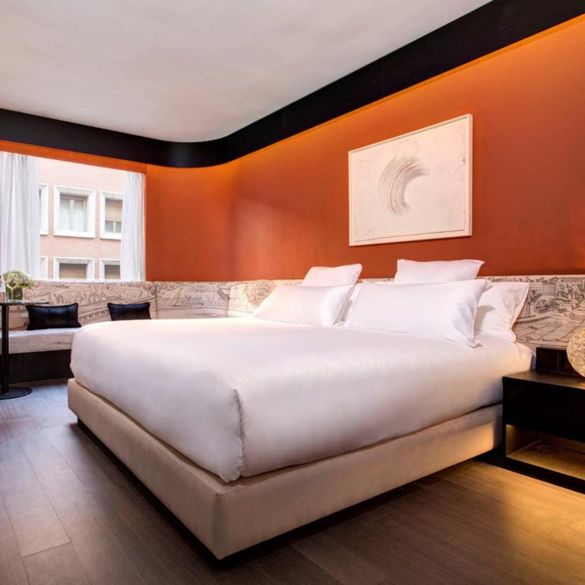 Deluxe Room - The Pavilions Madrid