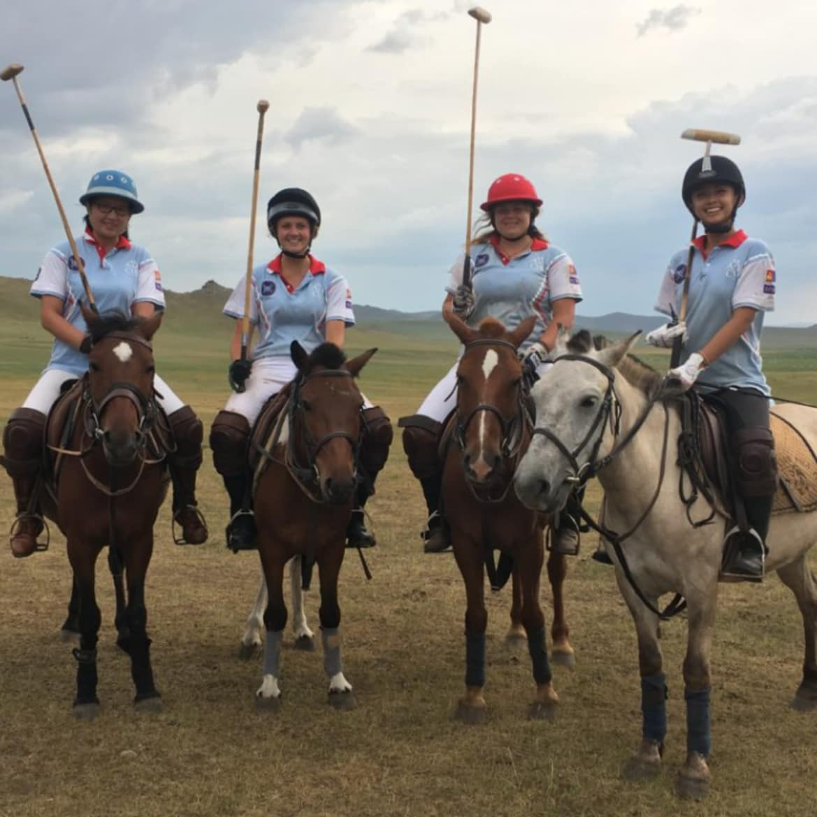 The Genghis Khan Polo Club  - The Pavilions Mongolia