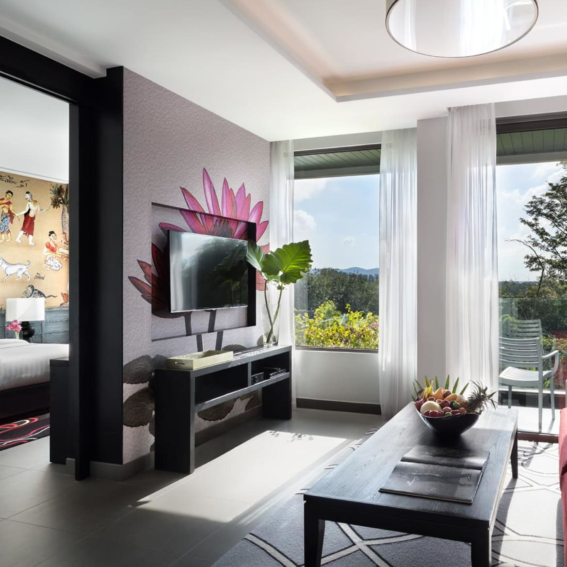 Hill View Suite - The Pavilions Phuket