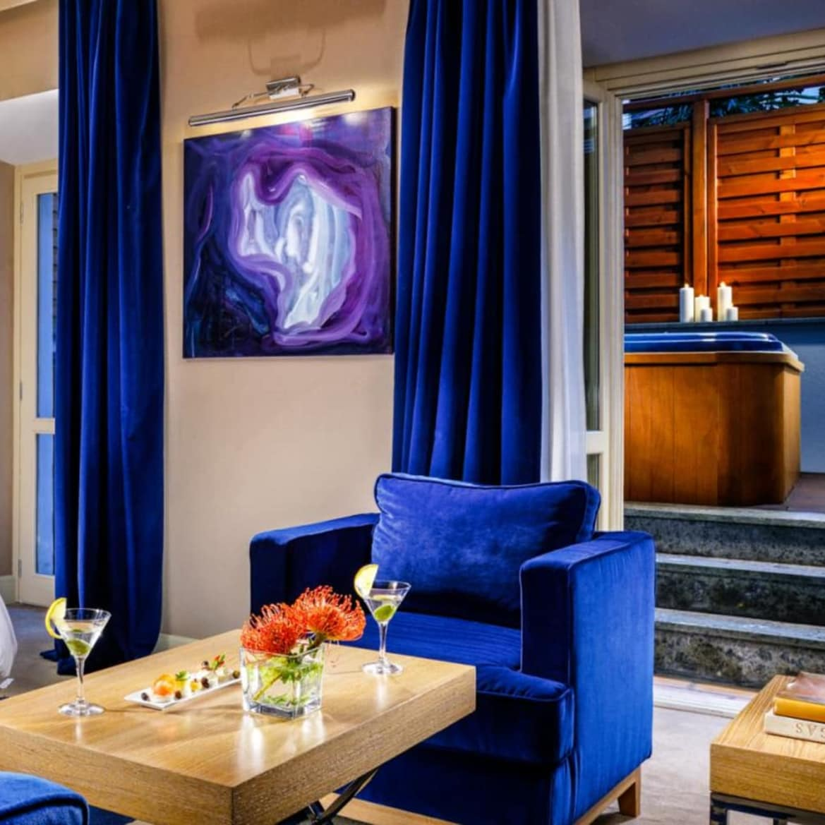 Jacuzzi Suite - The First Roma Arte