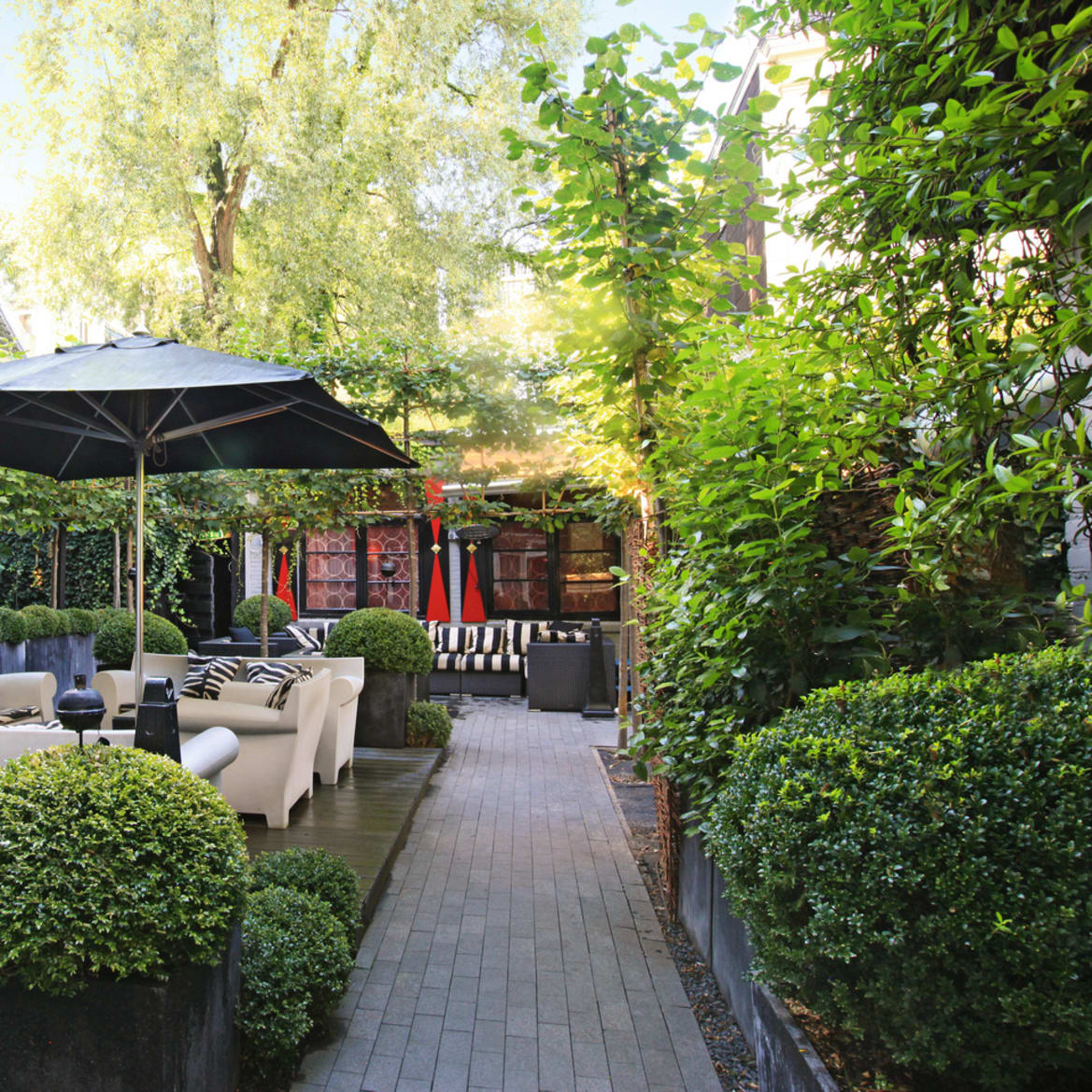Silent Garden - The Toren Amsterdam - By the Pavilions