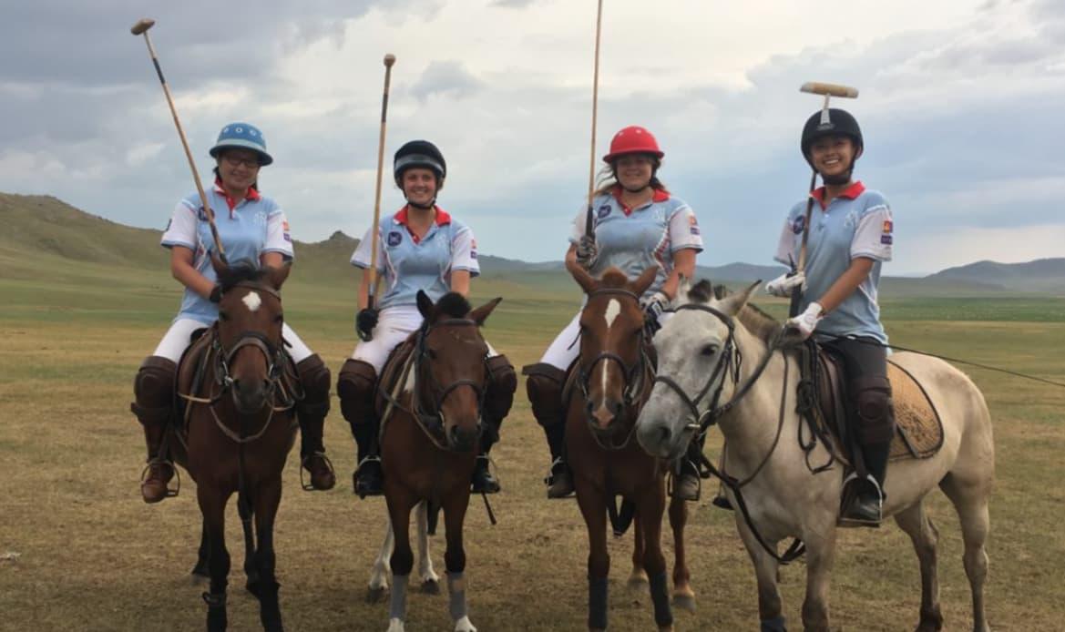 The Genghis Khan Polo Club