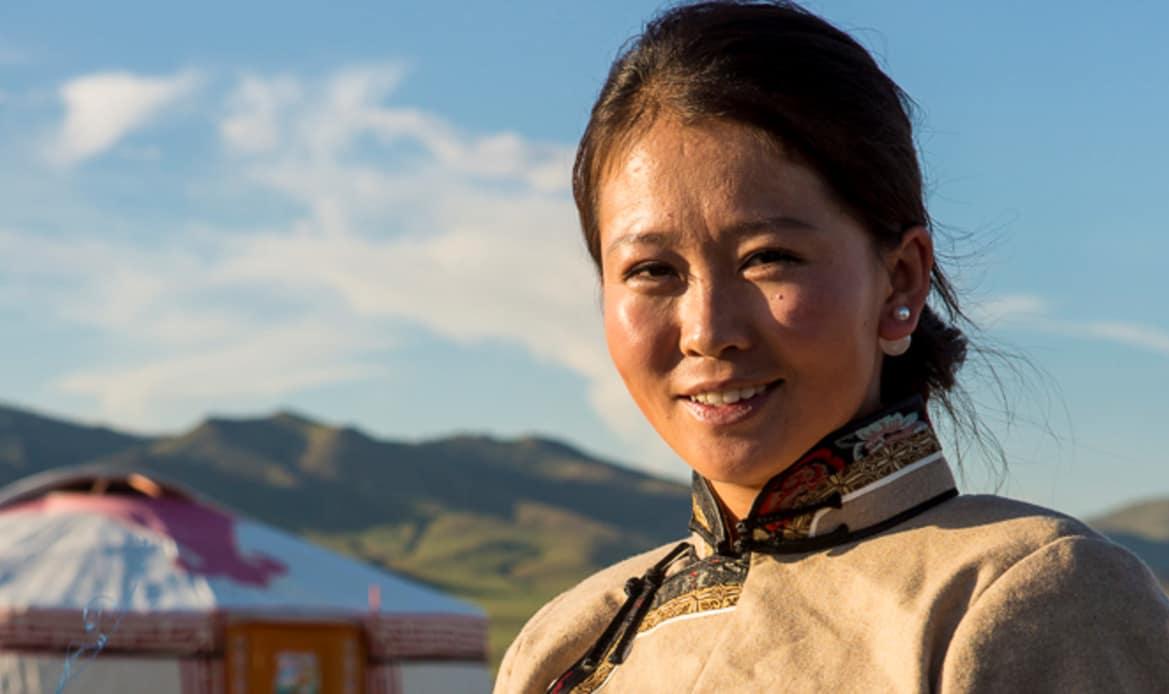 A Mongol