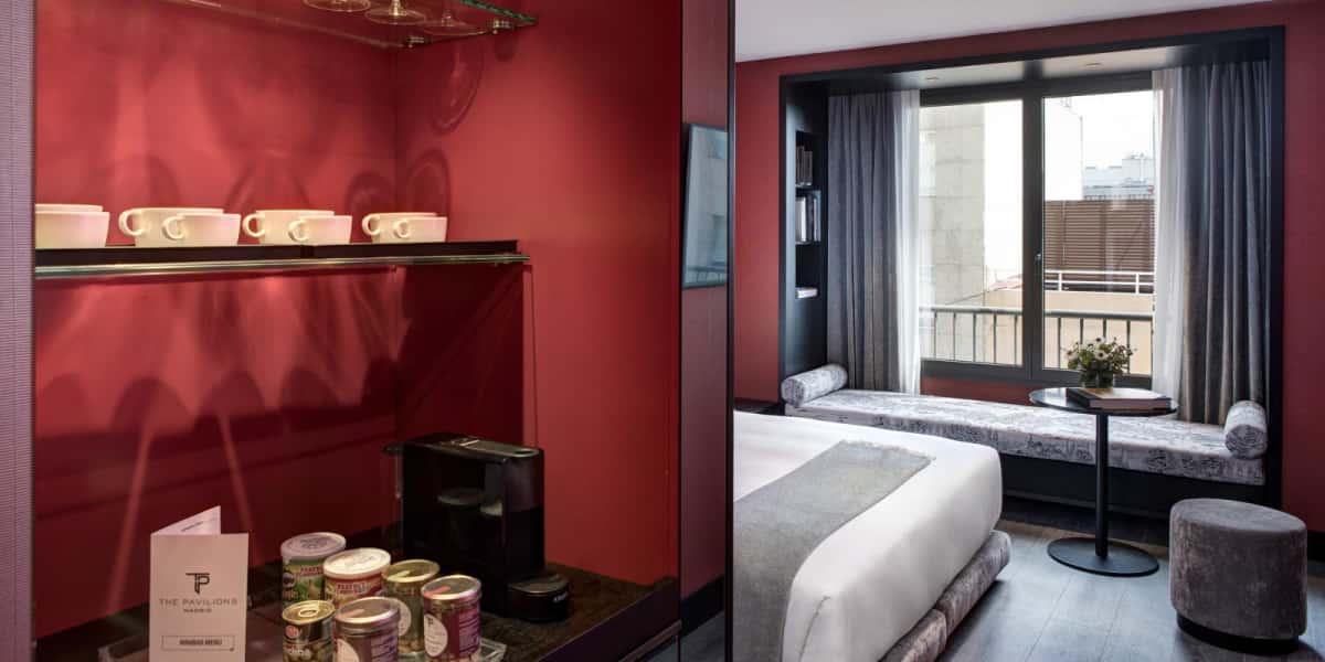 - The Pavilions Madrid