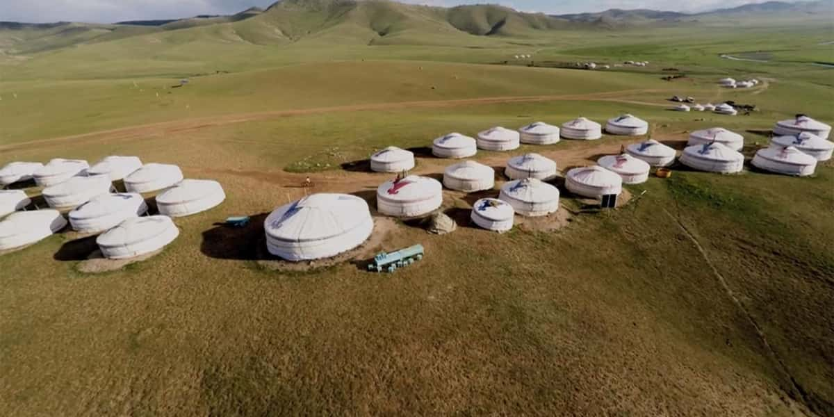 - The Pavilions Mongolia