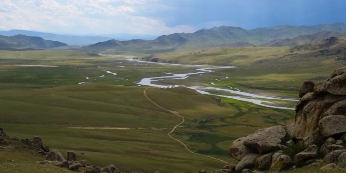 Mongolian Landscape - The Pavilions Mongolia
