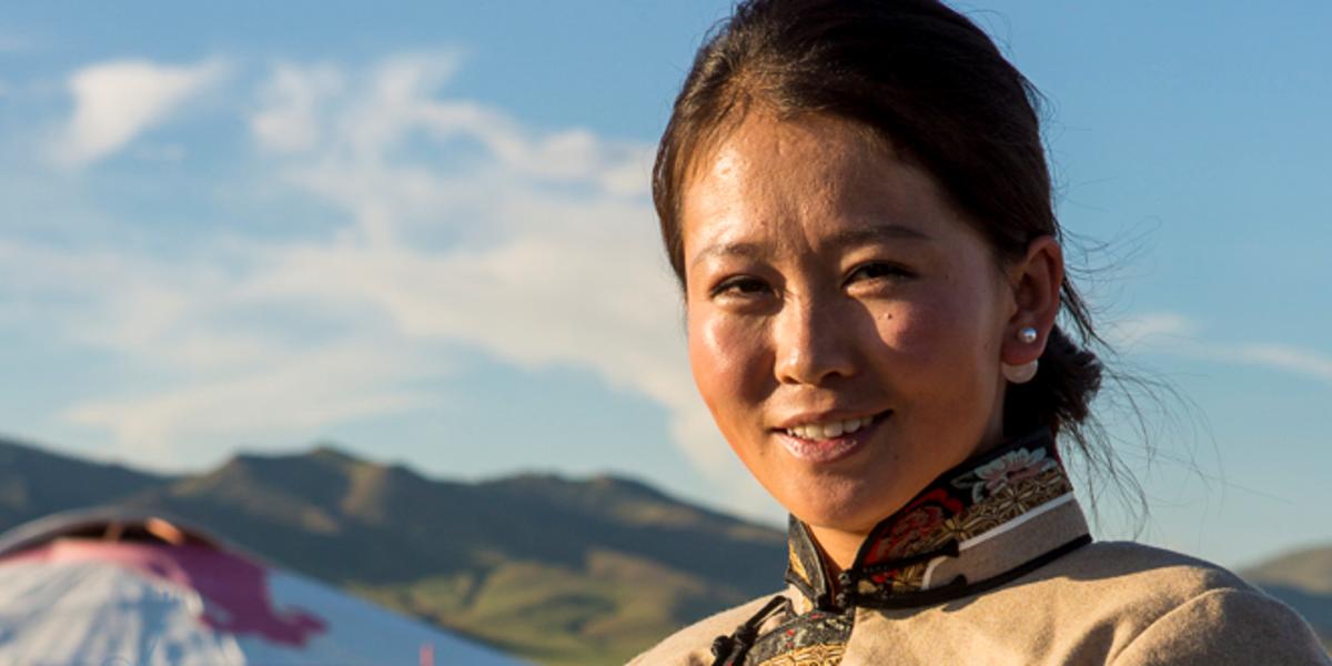 A Mongol - The Pavilions Mongolia