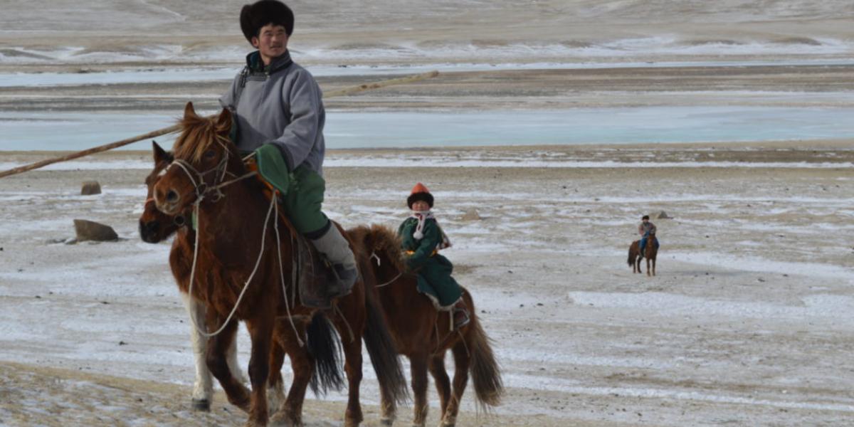 Trekking  - The Pavilions Mongolia