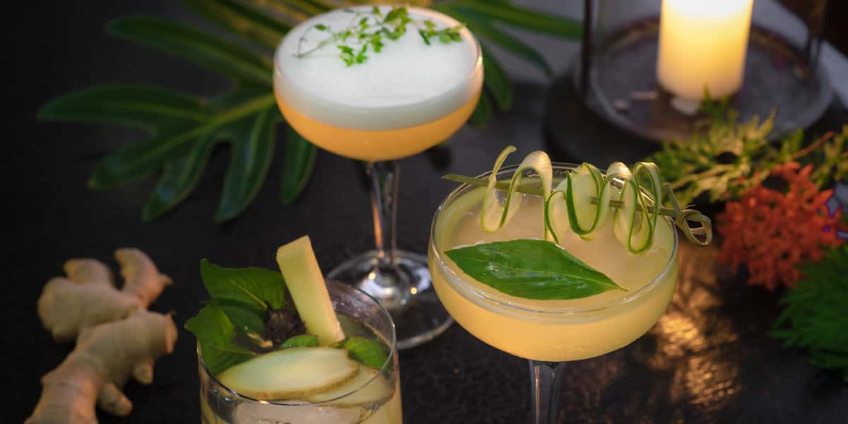 Mixology at 360 Bar - The Pavilions Phuket