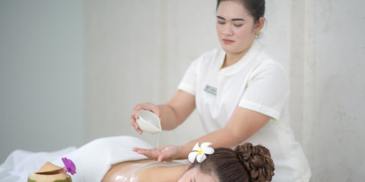 Spa Massage - The Pavilions Phuket