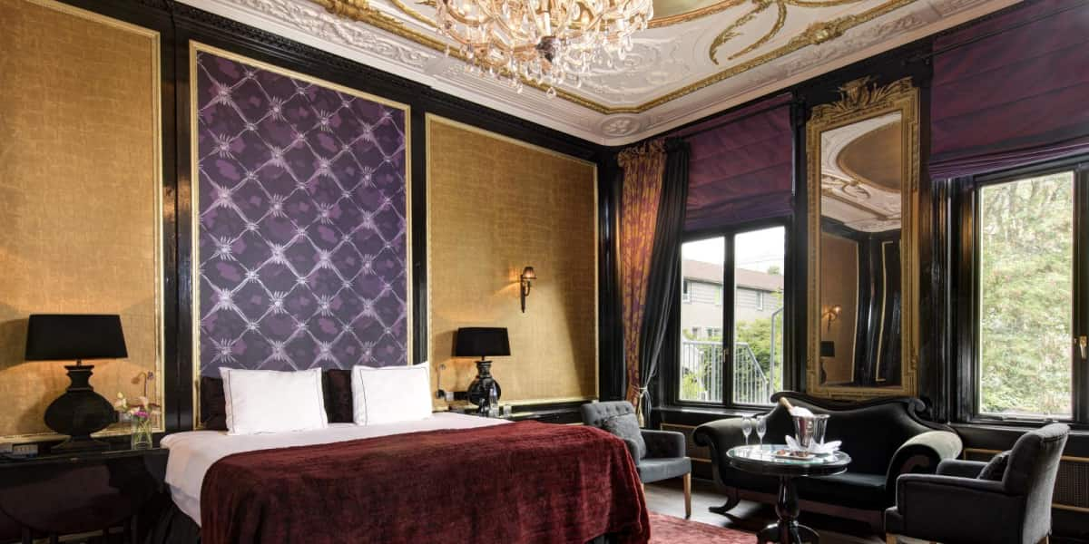 Royal bridal suite - The Toren Amsterdam - By the Pavilions