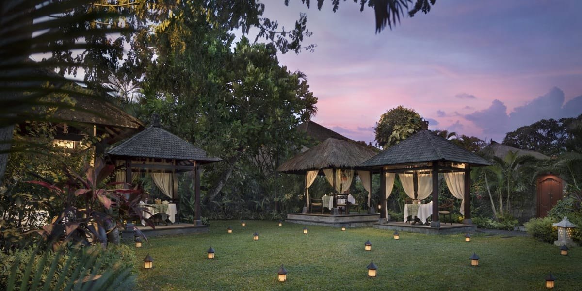 Jahe Restaurant - The Pavilions Bali