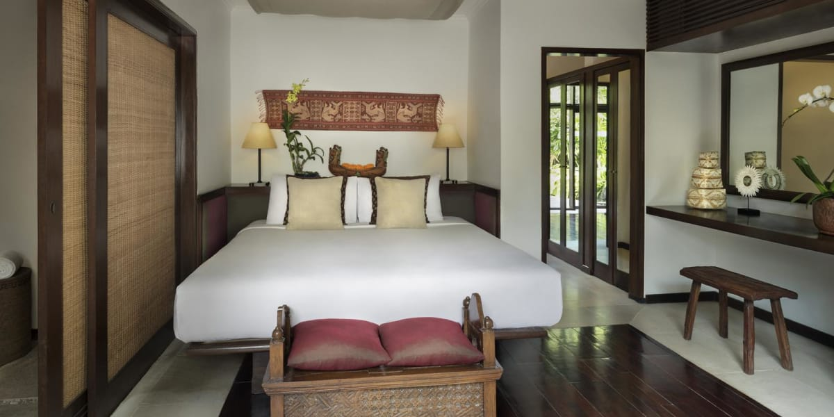 Master Bedroom - The Pavilions Bali