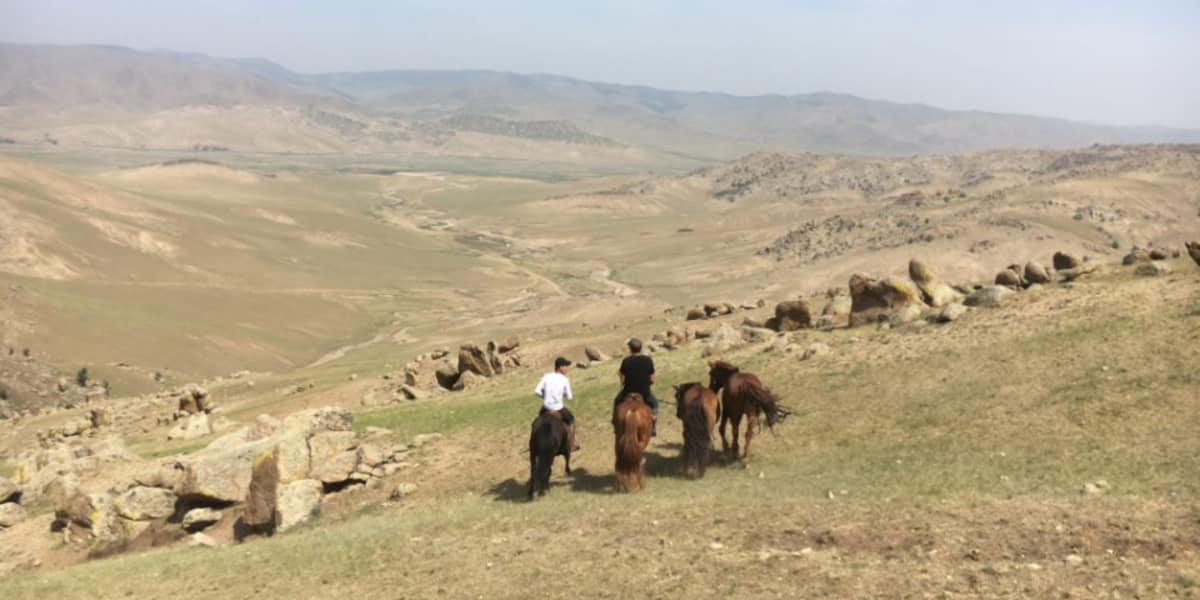 Horse Riding Experience - The Pavilions Mongolia
