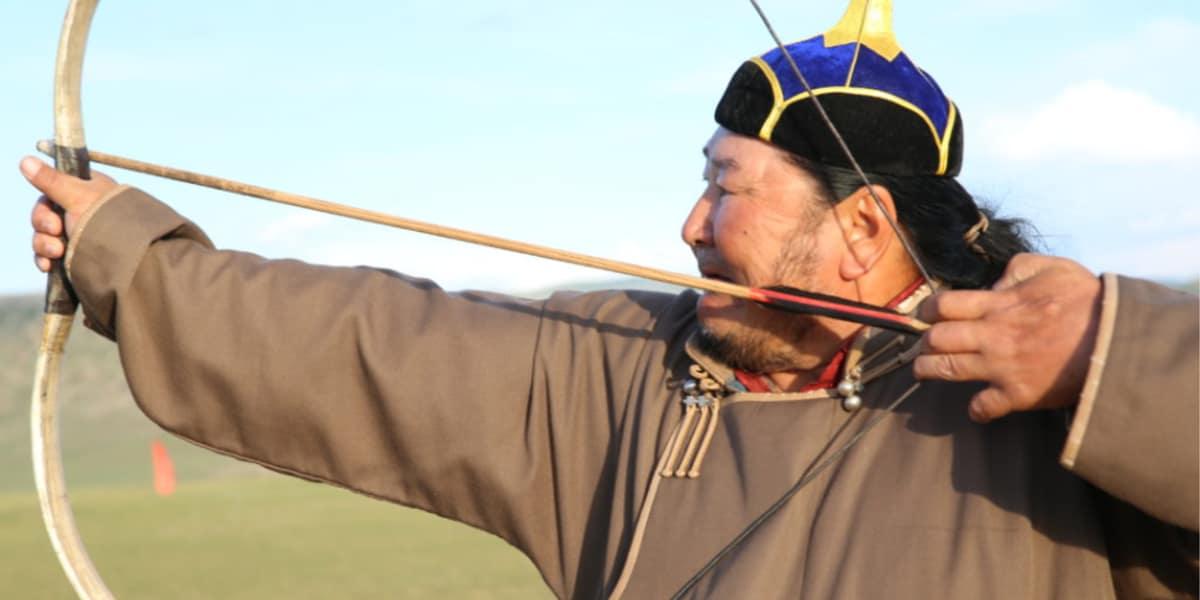 Archery - The Pavilions Mongolia
