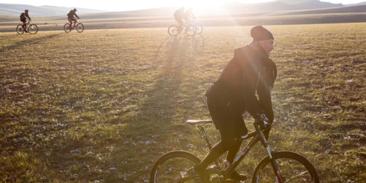 Mountain Biking - The Pavilions Mongolia