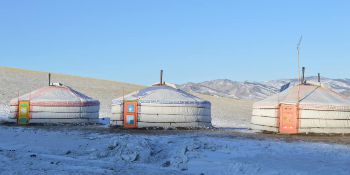Gers - The Pavilions Mongolia