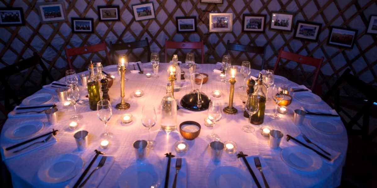 Dining Experience - The Pavilions Mongolia