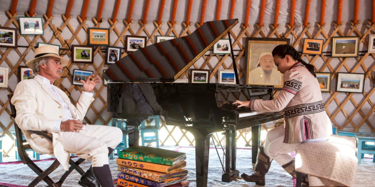 Local Entertainment - The Pavilions Mongolia