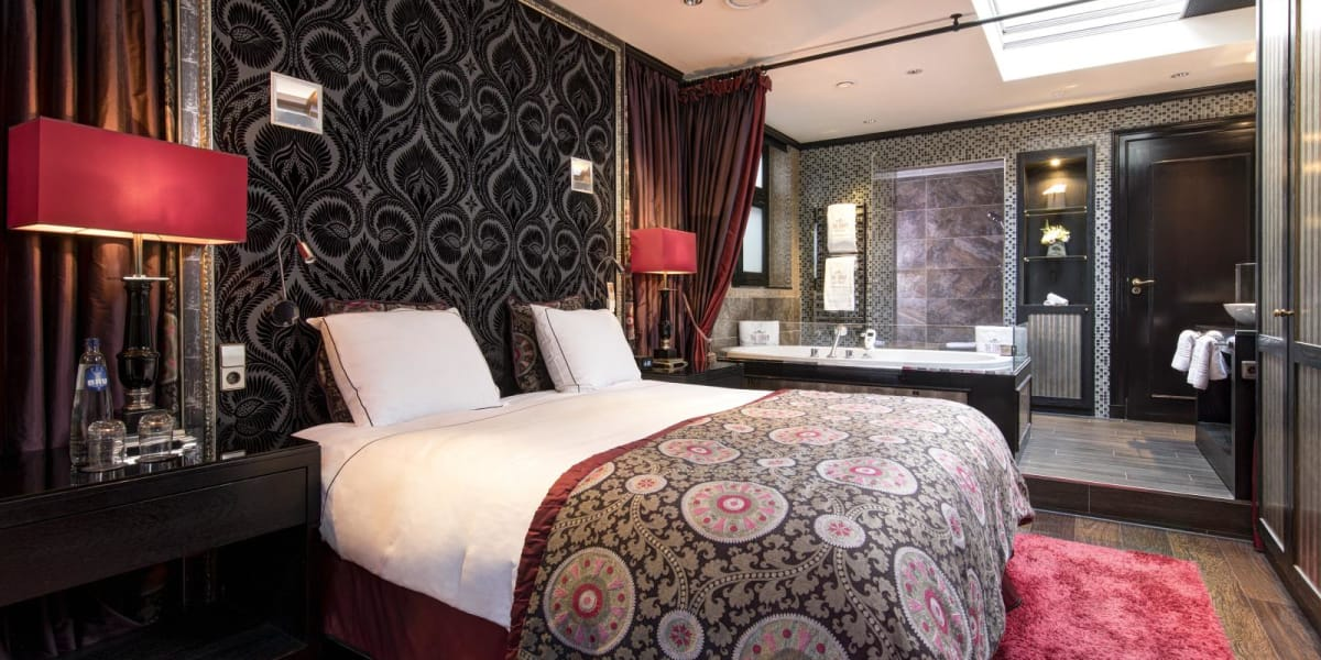 Executive suite - The Toren Amsterdam - By the Pavilions