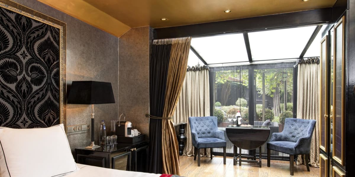 Garden cottage - The Toren Amsterdam - By the Pavilions