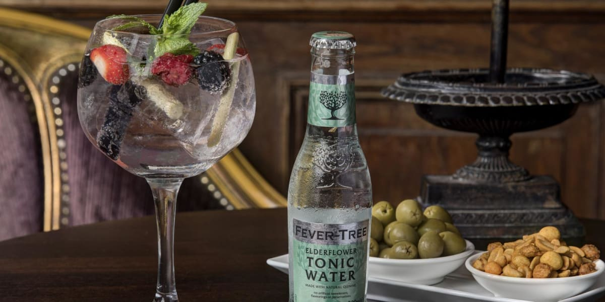 Gin & Tonic - The Toren Amsterdam - By the Pavilions