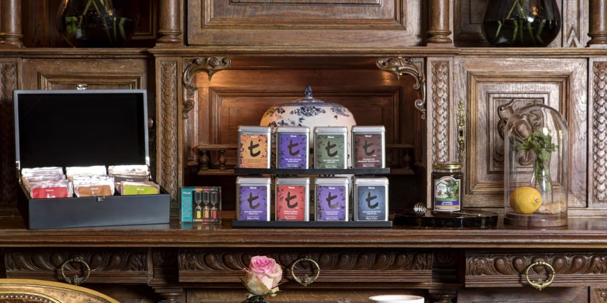 Tea selection - The Toren Amsterdam - By the Pavilions