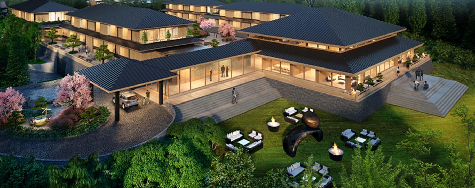 The Pavilions Niseko