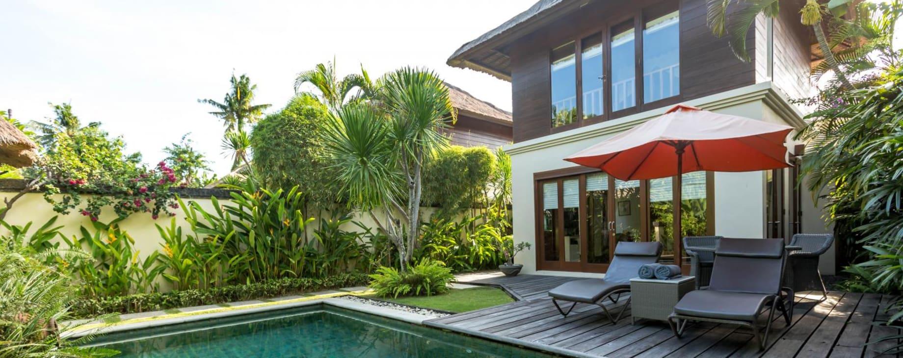 Luxury Honeymoon Pool Villa