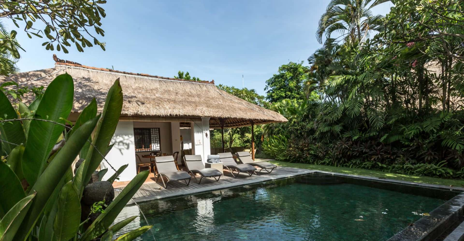 Two Bedroom Pool Villa - The Pavilions Bali