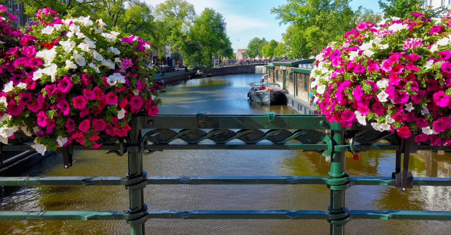 Summer in Amsterdam - The Pavilions Hotels & Resorts