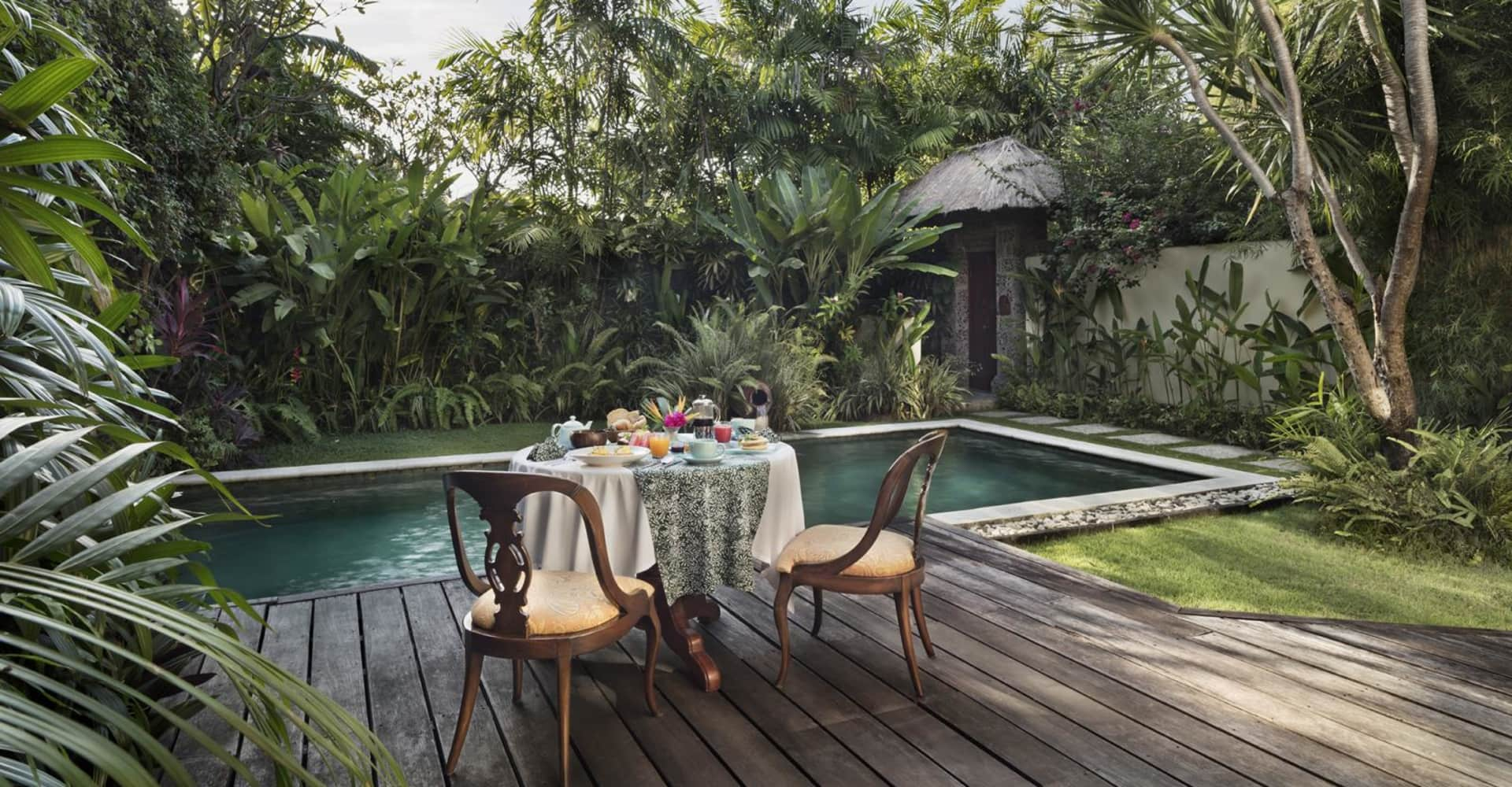 Ultimate Bali Honeymoon - The Pavilions Hotels & Resorts