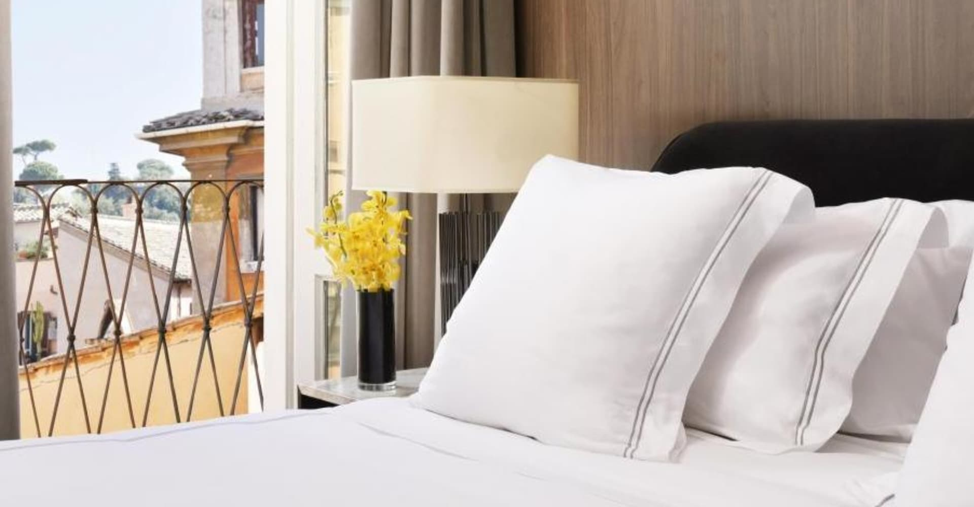 Bed and Breakfast - The Pavilions Hotels & Resorts