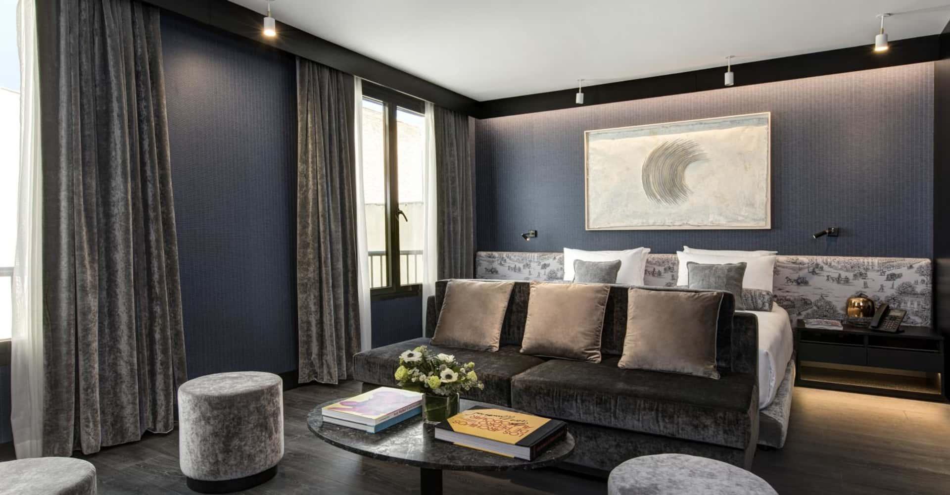 Studio Suite - The Pavilions Madrid