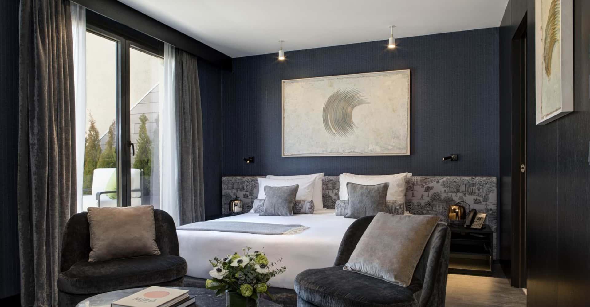 Suite estudio con terraza - The Pavilions Madrid