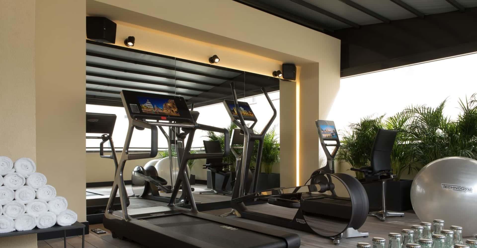 Fitness - The Pavilions Madrid