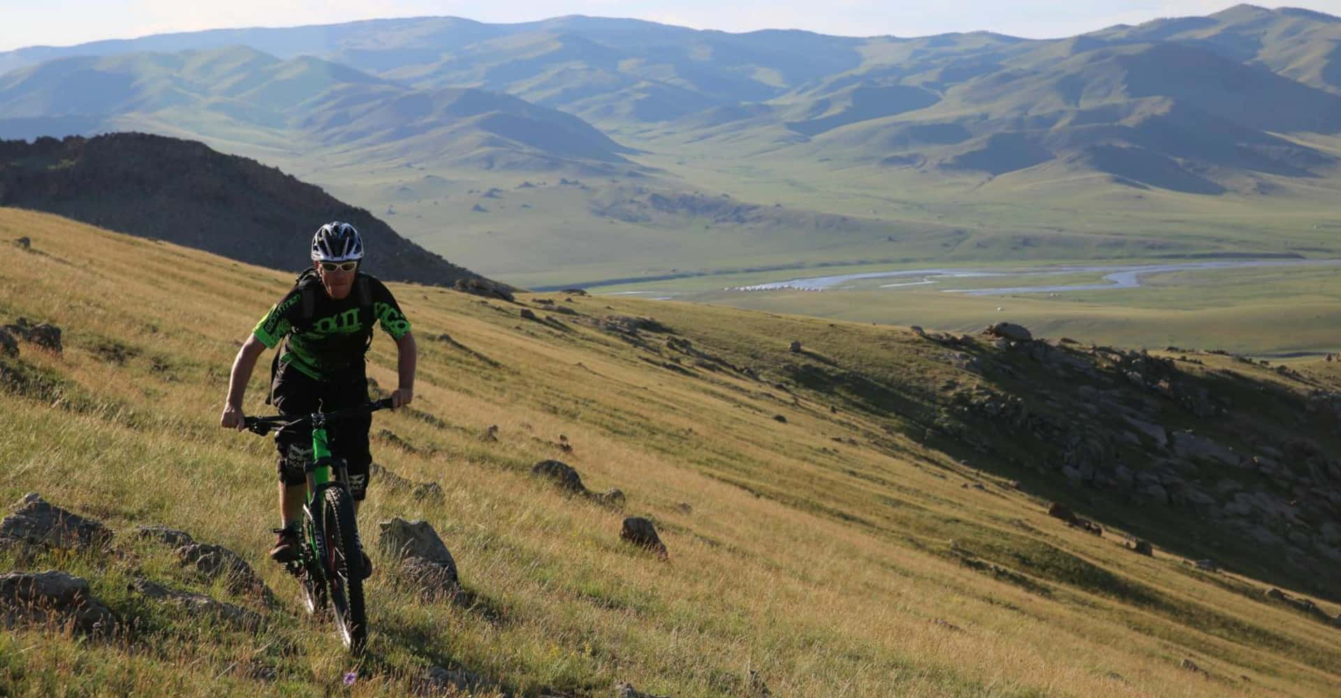 MOUNTAIN BIKING - The Pavilions Mongolia
