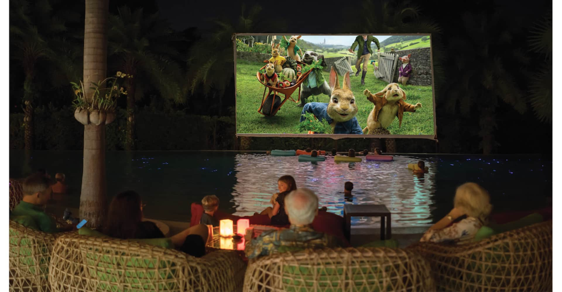 Easter Dive-In Cinema - The Pavilions Phuket