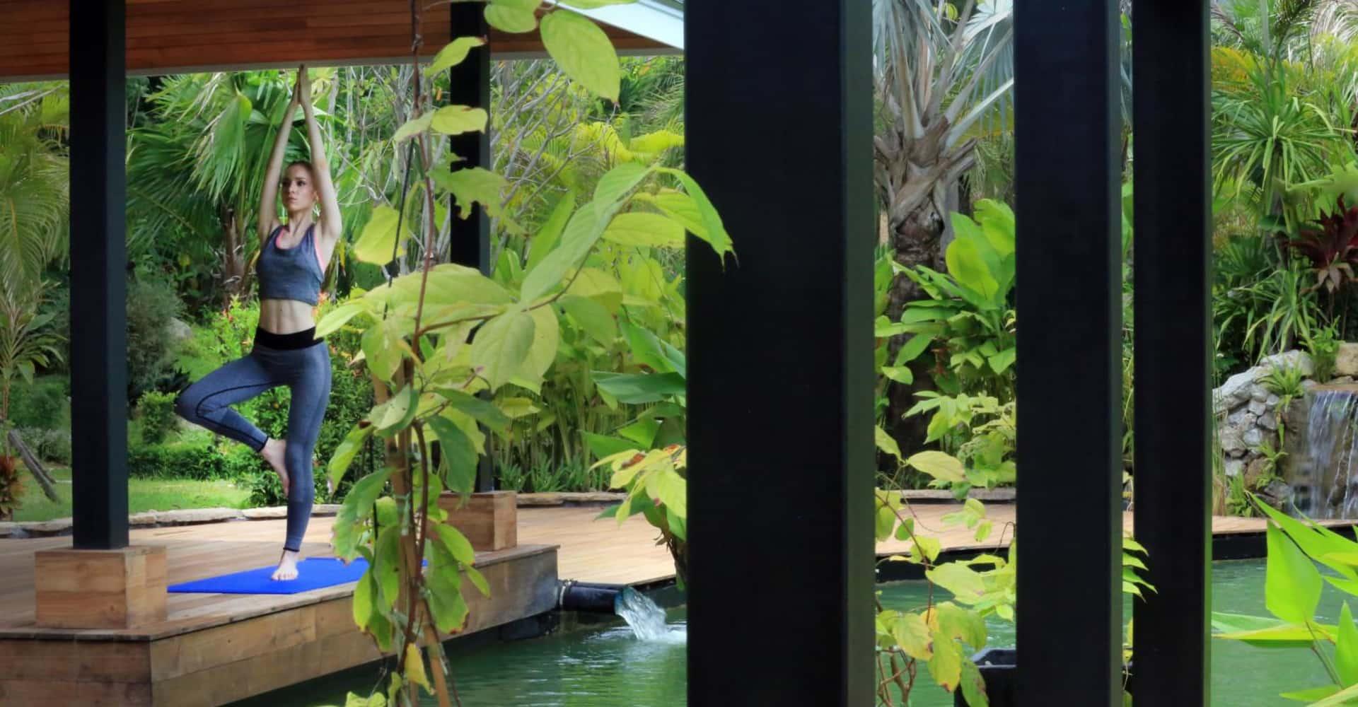 Fitness Facilities - The Pavilions Phuket