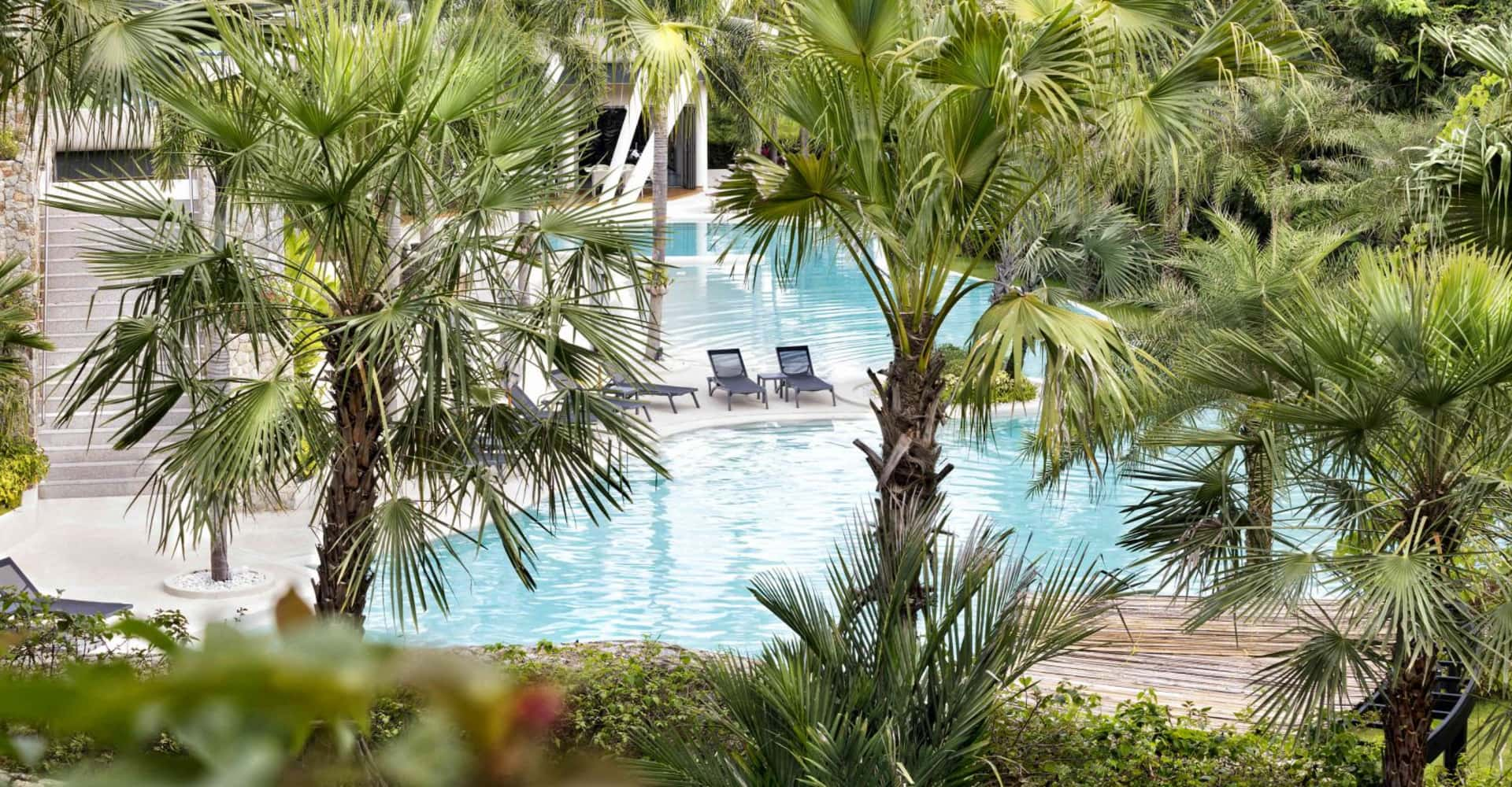 Resort Pools - The Pavilions Phuket