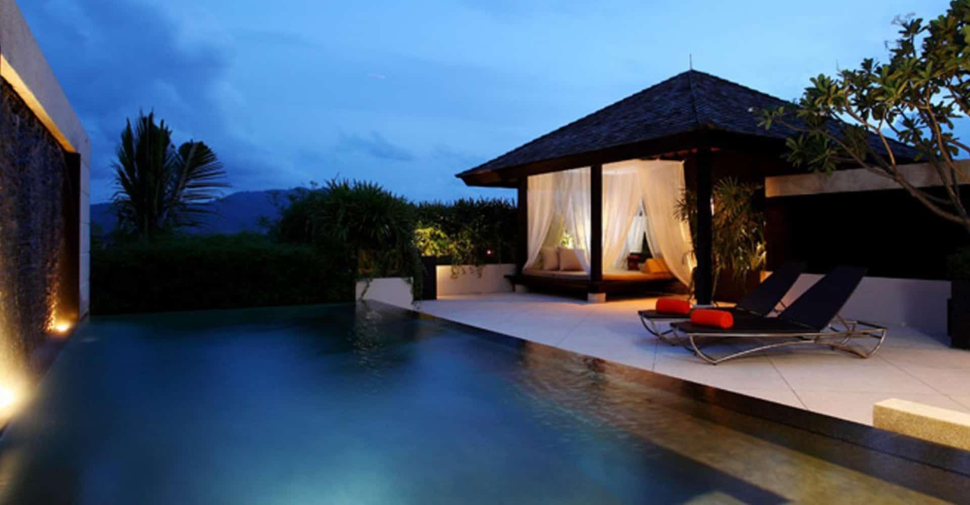 One Bedroom Villas - The Pavilions Phuket