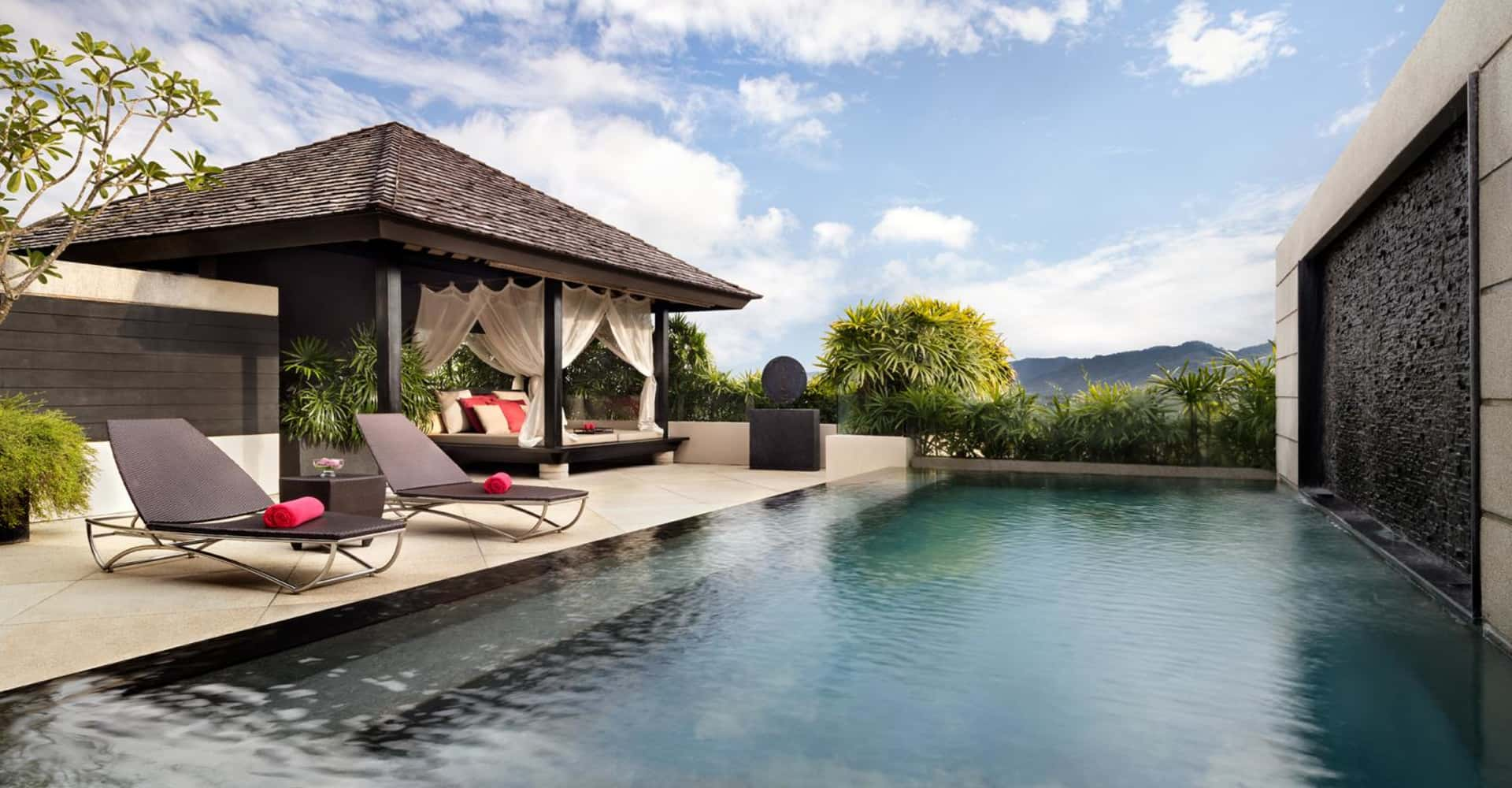 Spa & Pool Pavilion With Daily Massage - The Pavilions Phuket