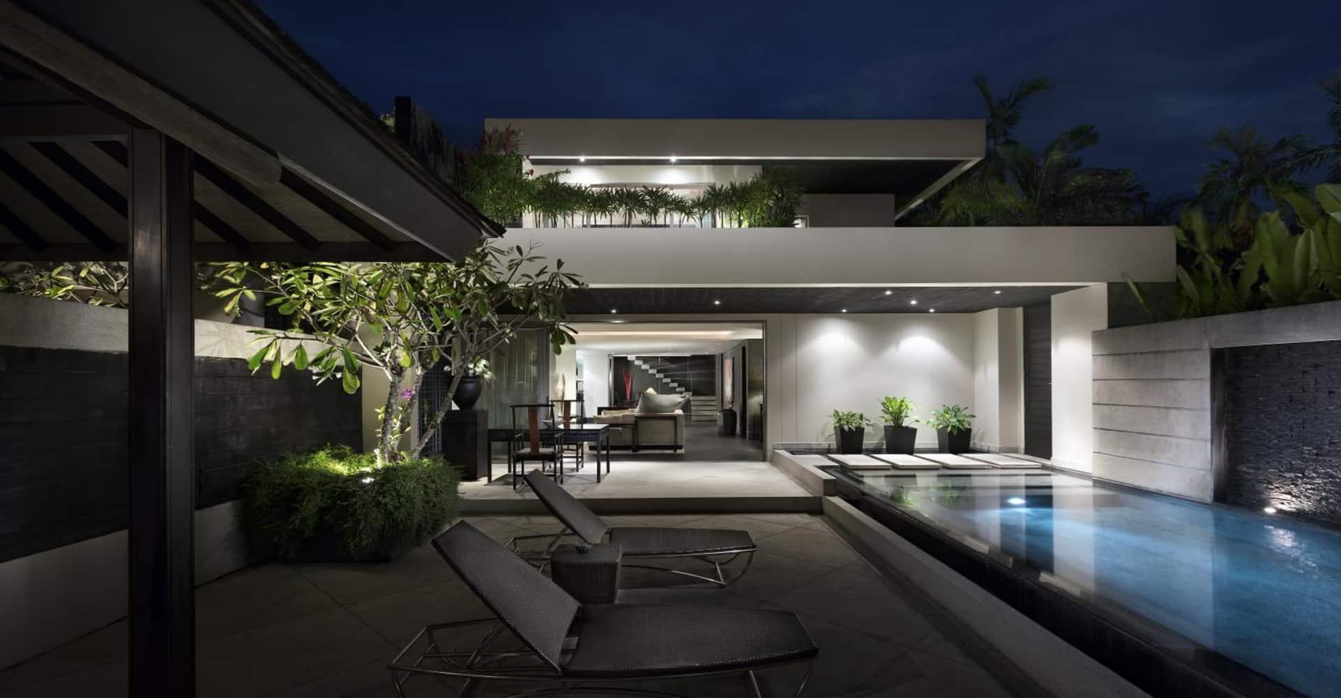 Spa & Pool Penthouse - The Pavilions Phuket