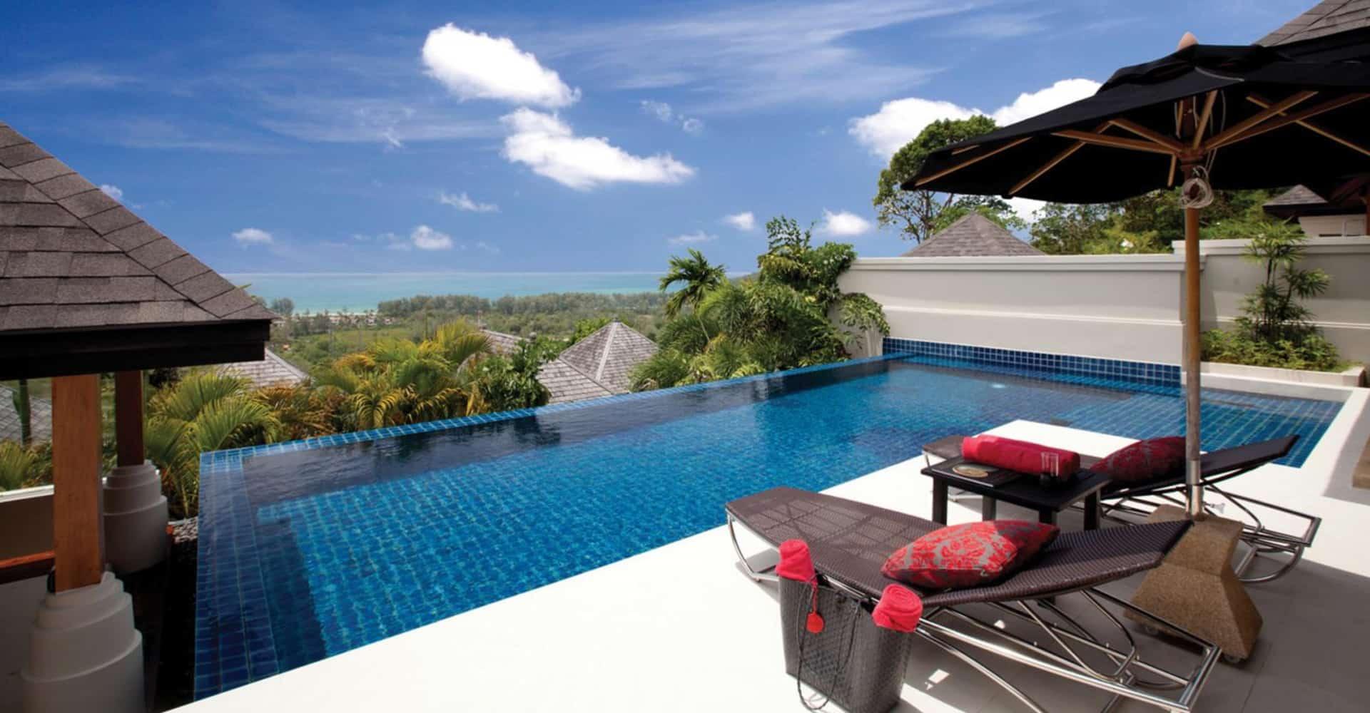 Resort Fact Sheet - The Pavilions Residences - Phuket